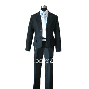 Brother Conflict AsahinaLouis uniform cosplay costume