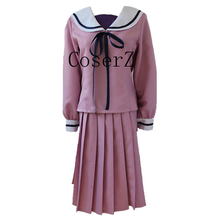Anime Noragami Argoto Iki Hiyori School Uniform Cosplay Costume