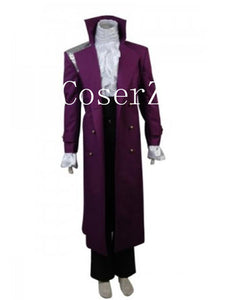 Purple Rain Prince Rogers Nelson Coat Cosplay Costume