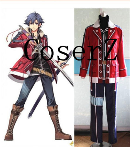The Legend of Heroes Game Anime Cosplay Costume