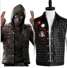 Watch Dogs 2 Wrench Cosplay Costume