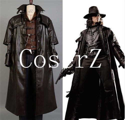 Van Helsing Hunter of Monsters Van Helsing Cosplay Costume