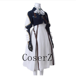 Anime Violet Evergarden Cosplay Women Cosplay Costume
