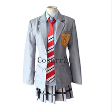 Your Lie in April Cosplay Costume