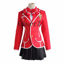 Anime Guilty Crown Yuzuriha Inori Cosplay Costume