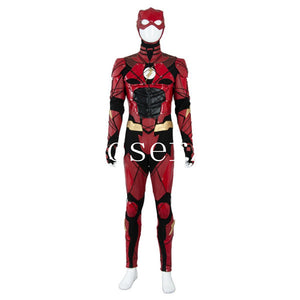 Young Justice League 2017 Barry Allen Ezra Miller  Cosplay Costume