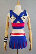 Lollipop Chainsaw Costume Juliet Starling Cosplay costumes