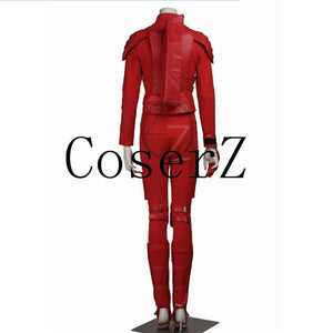 The Hunger Games Part 2 Katniss Everdeen Cosplay Costume