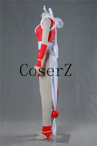 The King of Fighters cosplay MAI SHIRANUI Cosplay Costume