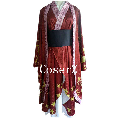 Yona of the Dawn Akatsuki no Yona Cosplay Costume
