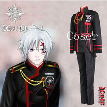 Anime D.Gray-man Allen Walker Role Cosplay Costume Halloween Costum