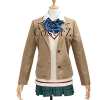 The Anonymous Noise Arisugawa Nino Suguri Miou Cosplay Costume