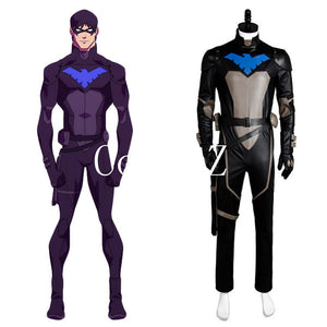 Young Justice S2 Nightwing Cosplay Costume