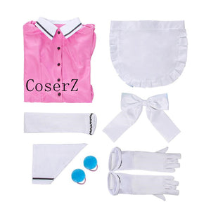 Blend S Sakuranomiya Maika Stile Cafe Sadistic Maid Cosplay Costume