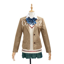 Anonymous Noise Arisugawa Nino Suguri Miou Cosplay Costume