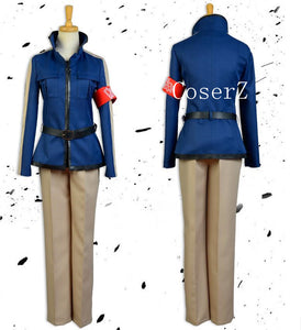 Aoharu x Machinegun Matsuoka Masamune  Cosplay Costume Halloween Costume