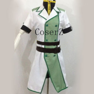 Anime Dog Days Eclair Martinozzi Ecle Cosplay Costume