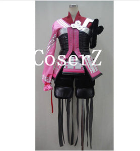 Devil Kings Sengoku Basara Oishi cosplay costume halloween costumes