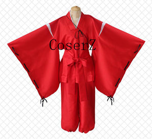 Anime Inuyasha Cosplay Costume Halloween Costume