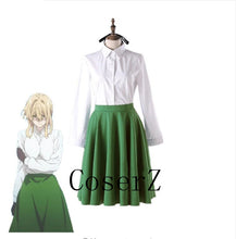 Violet Evergarden Cosplay Women Cosplay Costume