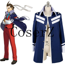 Ace Attorney Polly Coat Only Cosplay Costume