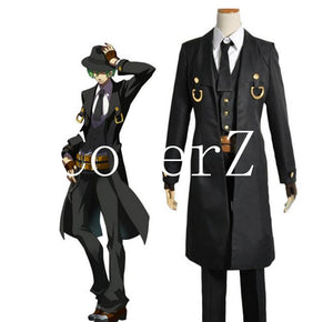 Blazblue Hazama Cosplay Costume