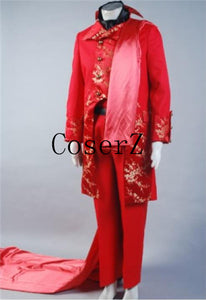 The Phantom of the Opera Masquerade  Halloween Fancy Suit Cosplay Costumes