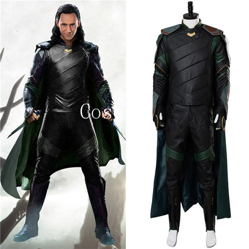 Thor 3 Costume Full Set Cosplay Costume