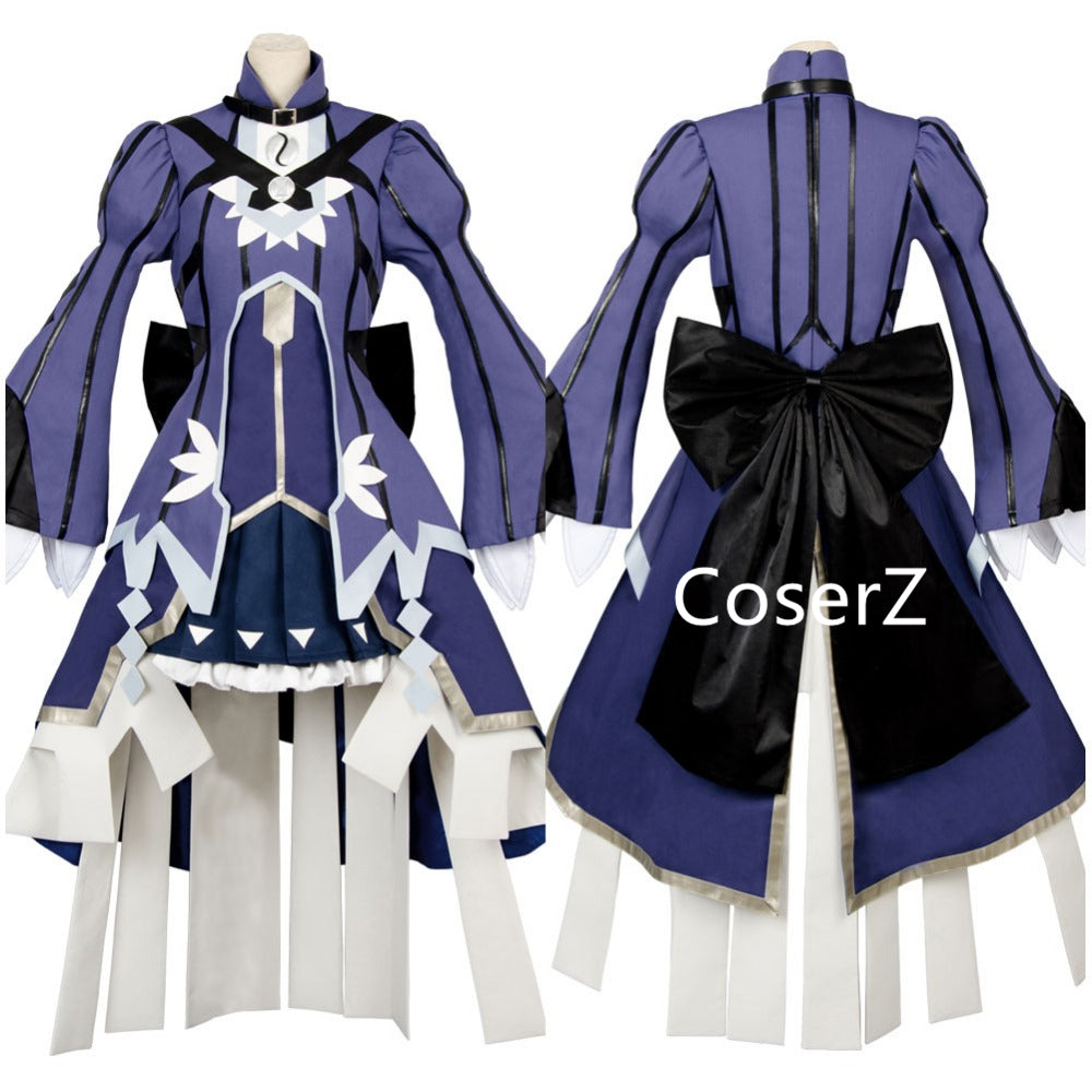 Clockwork Planet RyuZU Cosplay Costume Halloween Costume