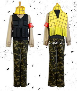 Aoharu x Machinegun Yukimura Tooru Cosplay Costume Halloween Costume