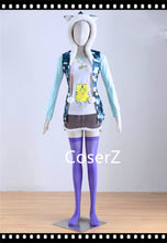 Anime Nitro Super Sonic Cosplay Costume Halloween Costume