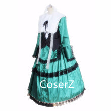 Anime Rozen Maiden Jade Stern Cosplay Costume Halloween Costume