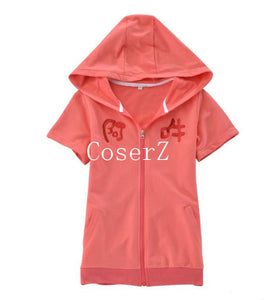Kagerou Project MekakuCity Actors KISARAGI MOMO Cosplay Costume