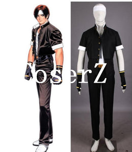 The King of Fighters Kyo Kusanagi Cosplay Costume