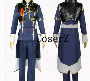 Copy of Touken Ranbu Cosplay Nakigitsune Satin Cosplay Costume