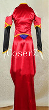 Blazblue Litchi Faye-Ling Cosplay Costume