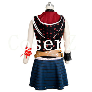 Final Fantasy XV FF 15 Iris Amicitia  Dress Cosplay Costume