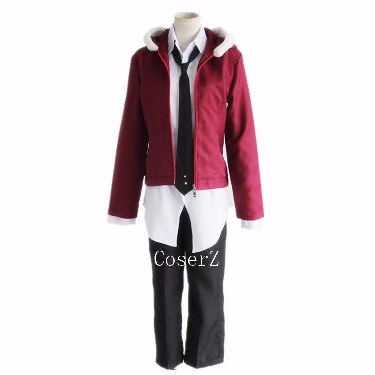 Anime Diabolik Lovers More Blood Sakamaki Raito Cosplay Costume
