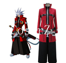 Blazblue Ragna the Bloodedge Cosplay Costume