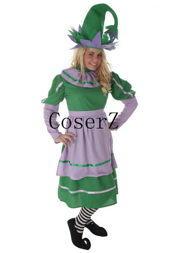 The Wizard Of Oz Series Elves Cosplay Costumes