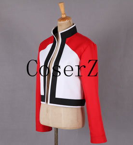 The King of Fighters ROCK HOWARD Coat Cosplay Costumes