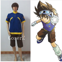 Digimon Adventure Digital Monster Yagami Taichi Cosplay Costume