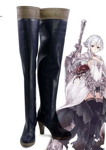 SINoALICE Justice Snow White Cosplay Shoes