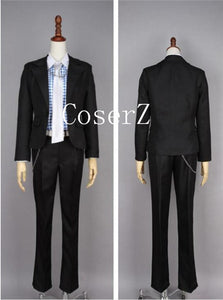 Brother Conflict Asahina Louis uniform Cosplay Costumes
