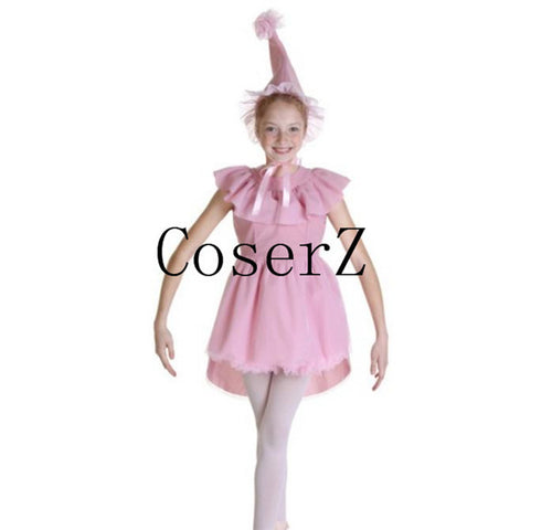 The Wizard of Oz Children Princess ballet Tutu Dance Dress Stage Cosplay Costume