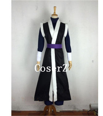 Yona of the Dawn Akatsuki no Yona Shin Ah Blue Dragon Cosplay Costume