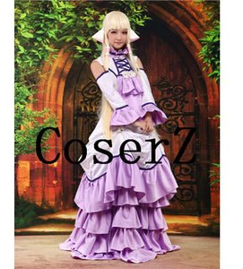 Chobits Cosplay Costume