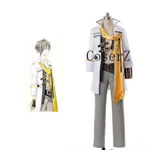 Tsukiuta September Nagatuki Yoru Cosplay Costume Halloween Costume