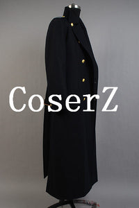 Doctor Who Captain Jack Cosplay Costume
