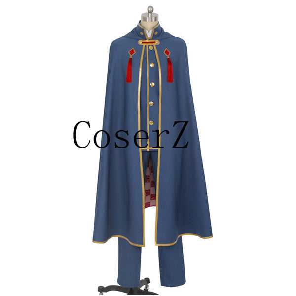Idolish 7 Re:vale Cosplay Costume Stage Performence Clothes